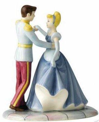 So This Is Love Cinderella Prince Royal Doulton