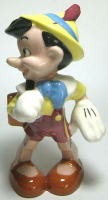 Pinocchio Figure Shaw From Our Evan K Shaw Metlox