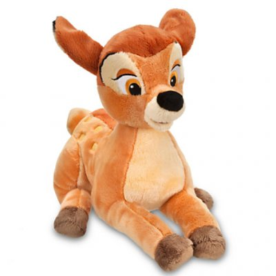 Bambi sitting plush soft toy doll (14 inches long)