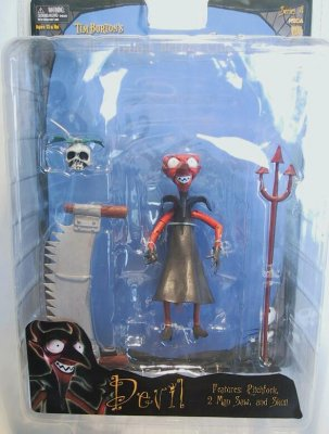 Devil action figure