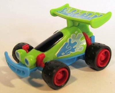 rc racer car fast food pullback toy from our fast food