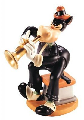 'Horace's Highnotes' - Horace Horsecollar figurine (WDCC)