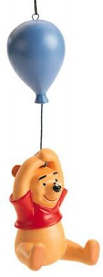 'Up to the honey tree' - Winnie the Pooh Disney ornament (WDCC)