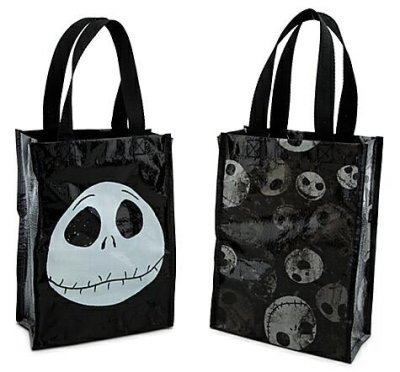 Jack Skellington 2 Piece Gift Bag Set From Our Nightmare