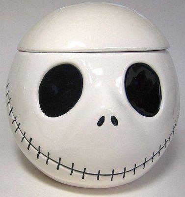 Jack Skellington head ...