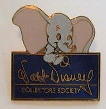 Dumbo pin (WDCC)