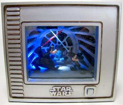 Mickey Mouse Amp Goofy Amp Stitch Star Wars Gallery Of Light