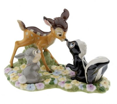 Bambi Flower Amp Thumper Salt Amp Pepper Shakers Set From Our
