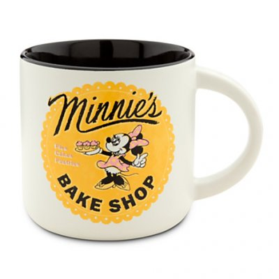 'Minnie's Bake Shop' - Minnie Mouse coffee mug