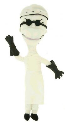 Dr Finklestein plush doll / soft toy from our Nightmare Before ...