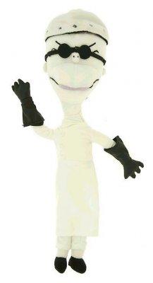 dr finklestein plush doll soft toy