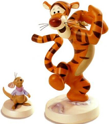 'Bounciful Buddy - Tigger figurine (WDCC)