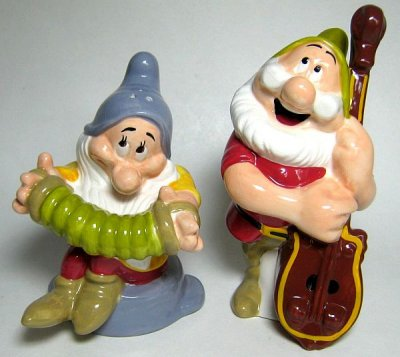 Christmas Salt And Pepper Shakers