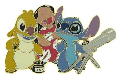 Lilo And Experiment 625 Play April Fools Day Joke On Stitch Pin