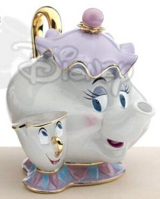Disney Cookie Jars >> Mrs Potts And Chip Cookie Jar From Our Cookie Jars Collection