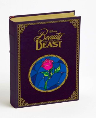 Set of 20 'Beauty and the Beast' notecards (Walt Disney Archive Collection)