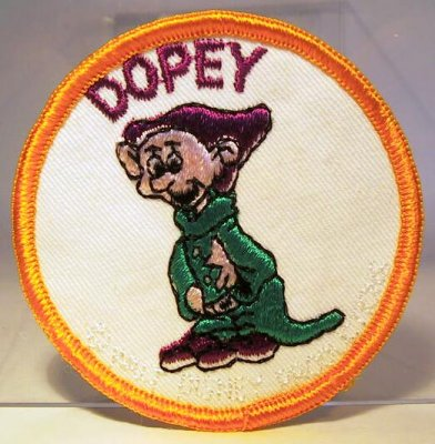 Dopey patch