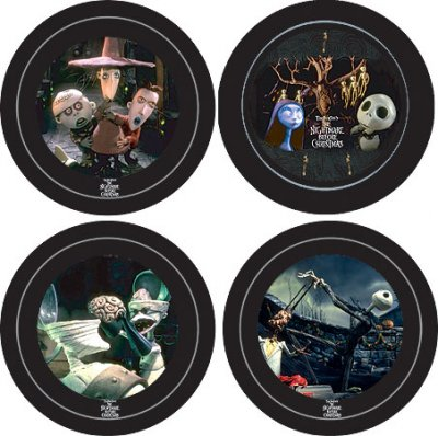 Set Of 4 Nightmare Collectors Plates From Our Nightmare