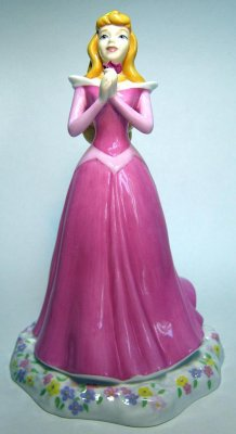 Love in bloom Sleeping Beauty Disney figurine (Royal Doulton)