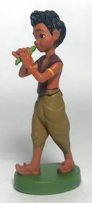 Boun PVC figurine, from Disney's 'Raya and the Last Dragon'