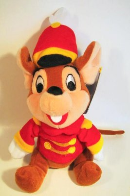 Disney Cookie Jars >> Timothy Mouse plush doll / soft toy from our Plush ...