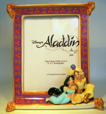 Magic Carpet picture/photo frame from our Schmid Bros collection ...
