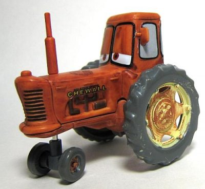 Tractor Car Rolling Toy From Our Other Collection Disney