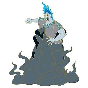 Disney Cookie Jars >> Hades villain series pin from our Pins collection   Disney collectibles and memorabilia ...