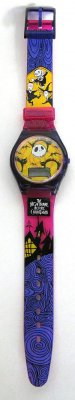 Bats and Cats Jack Skellington watch