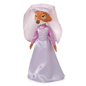 Maid Marian large plush doll / soft toy