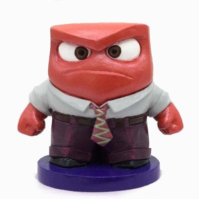 Anger figurine (from 'Inside Out')